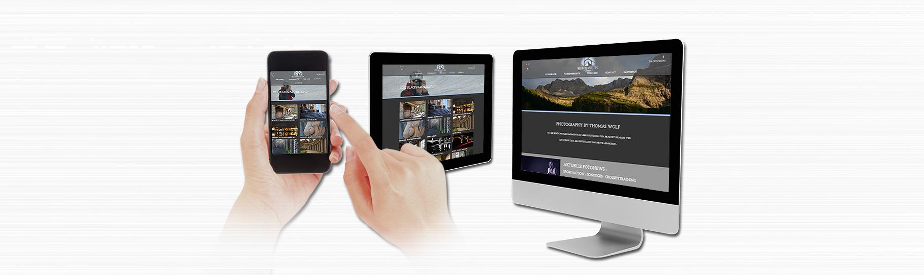 web screendesign alimonti hoffmann werbeagentur. Black Bedroom Furniture Sets. Home Design Ideas